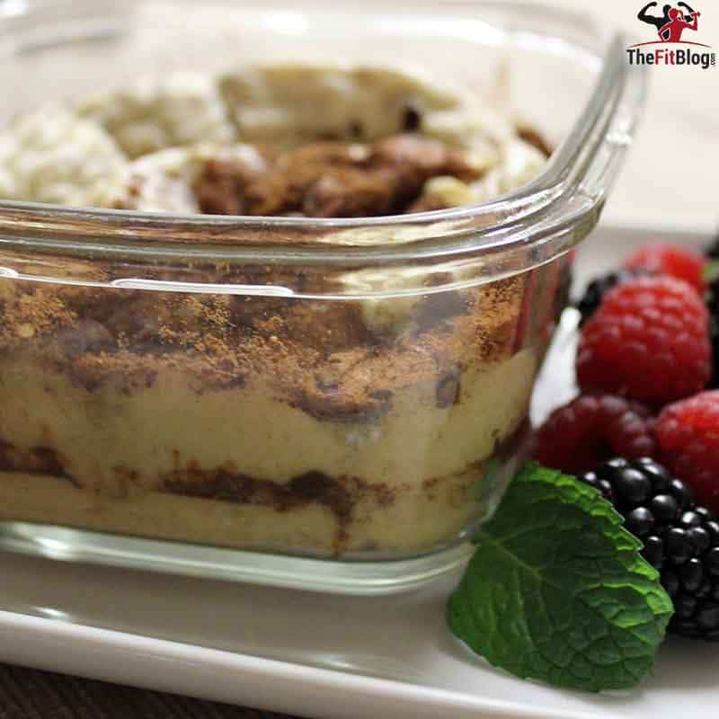 Breakfast is one of my favorite meals, and for me it's usually sweet rather than savory. This recipe is a great way to prepare oatmeal for those days where you are on the go or when you know you won't have time to cook in the morning.