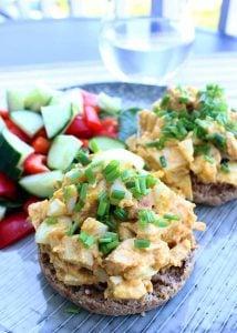 Chicken & Egg Salad