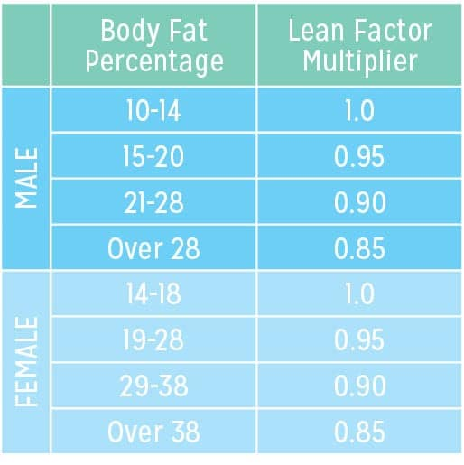 Lean Factor Multiplier