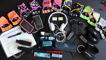 Fit With Diabetes – What's In My Gym Bag