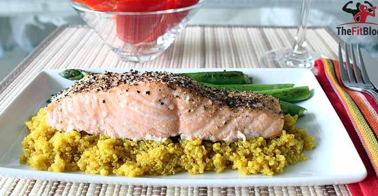 How To Cook The Perfect Salmon Steak