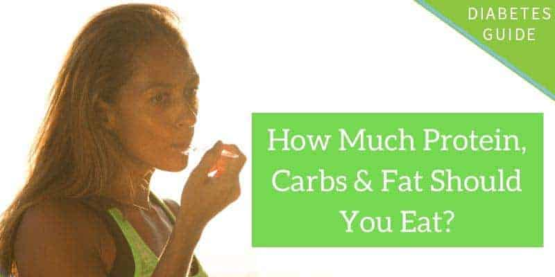 How Much Protein, Carbs & Fat Should You Eat?