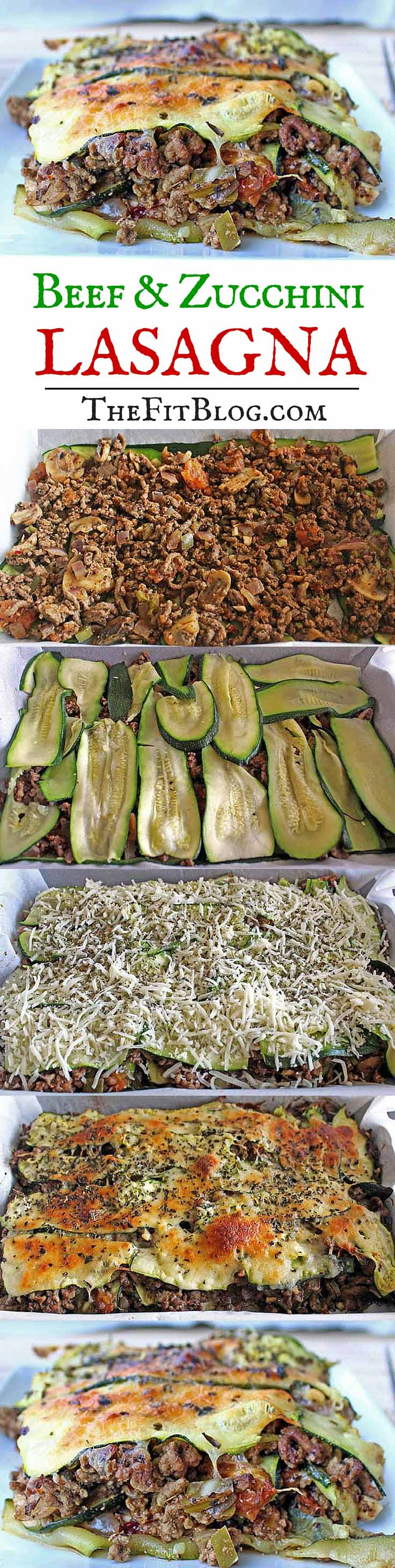 Low Carb Zucchini Lasagna is a healthy and tasty alternative to normal lasagna with only 12 grams of carbs per serving. And it's wheat and gluten free! #healthyeating #healthyrecipes #diabetesdiet #diabetesrecipes #diabeticdiet #diabeticfood #diabeticrecipe #diabeticfriendly #lowcarb #lowcarbdiet #lasagna #beef #zucchini #lowcarbrecipes