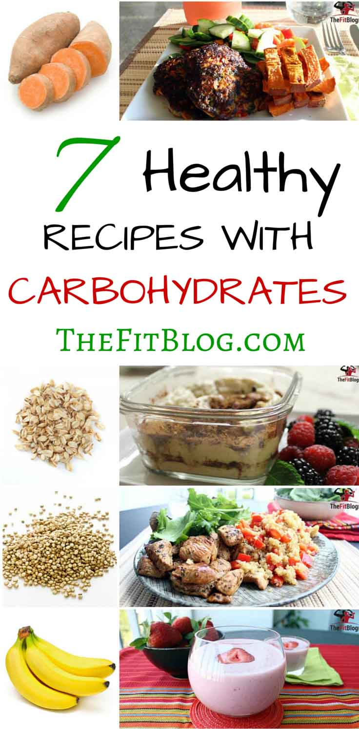 My favorite healthy carbohydrates including recipes diabetes strong these are my favorite healthy carbohydrates the recipes include both low glycemic carbs for the forumfinder Image collections