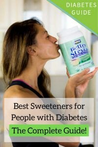 The Best Sweeteners for People with Diabetes