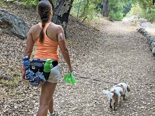 Hiking with diabetes