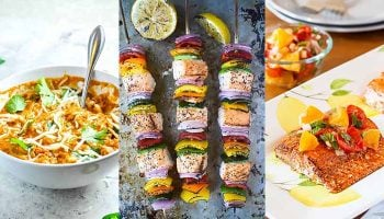 10 Healthy and Easy Weeknight Dinners