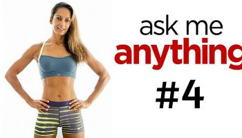 Ask Me Anything about diabetes & fitness #4