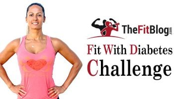 TheFitBlog's Fit With Diabetes Challenge