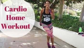 Fit With Diabetes Challenge Cardio Workout #2