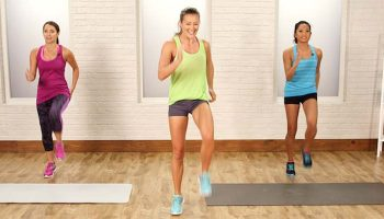 Fit With Diabetes workout 5 with Anna Renderer