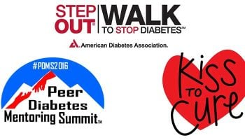 3 Diabetes events in 2016 and 2017