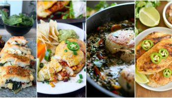 10 Healthy Low-Carb Chicken Recipes That Taste Amazing
