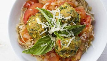 Healthy Turkey Meatballs Without Breadcrumbs
