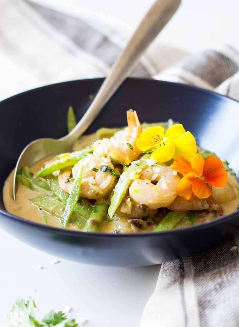 Easy Thai Green Curry