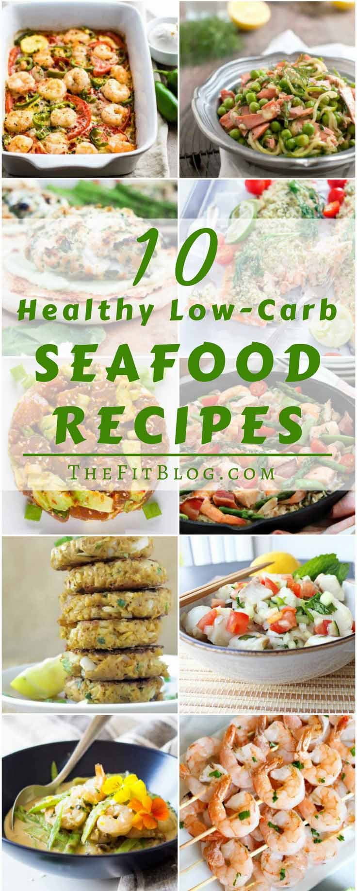 The most delicious and easy to cook low-carb seafood recipes – A mic of quick weeknight recipes, grilling recipes, and a few more fancy (but still easy) recipes for when you have guests over. #seafood #fishrecipes #shrimp #seafoodrecipes #healthyeating #healthyrecipes #diabetesdiet #diabetesrecipe #diabeticdiet #diabeticfood #diabeticrecipe #diabeticfriendly #lowcarb #lowcarbdiet #lowcarbrecipes