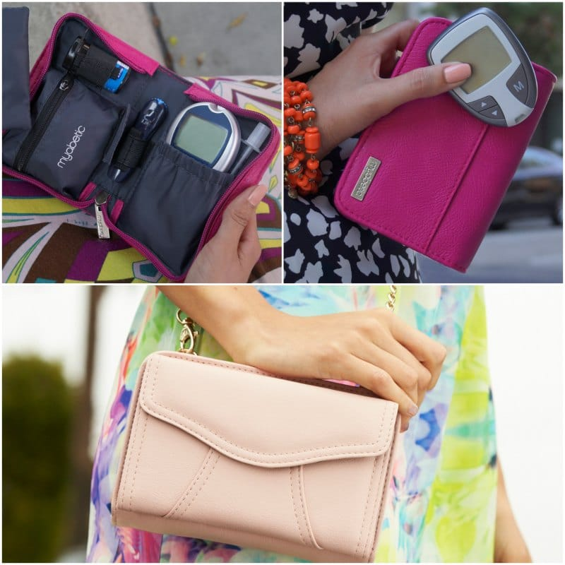 Diabetes handbags and cases from Myabetic
