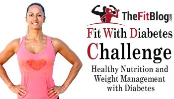 TheFitBlog's Fit With Diabetes New Year's Challenge