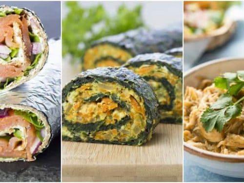 10 Healthy Diabetic Lunch Ideas