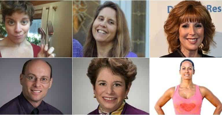 Guest contributors for the Fit WIth Diabetes Challenge