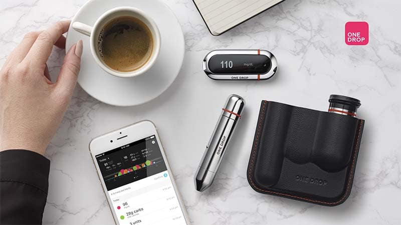 One Drop Blood Glucose Meter