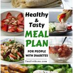 Healthy & Tasty Meal Plan for people with Diabetes