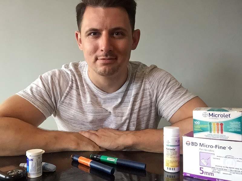 Dan Piper (The Healthy Diabetic)