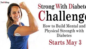 The Strong With Diabetes Challenge Starts on May 3