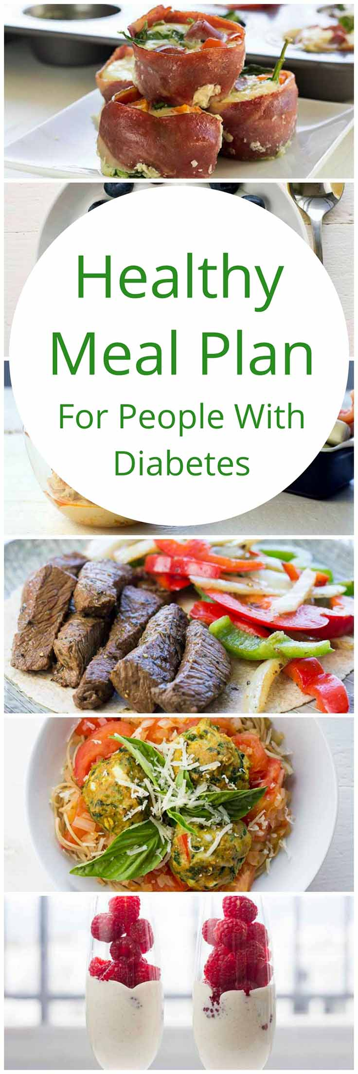 Healthy meal plan for people with diabetes    high protein   low carb   sugar free   gluten free   diabetes friendly   Paleo  