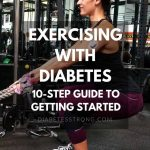 10 step guide to exercising with diabetes