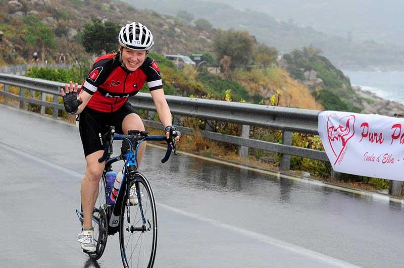 Eva Kapp - Diabetic Triathlete