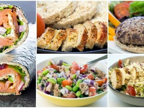 Strong With Diabetes Meal Plan 1