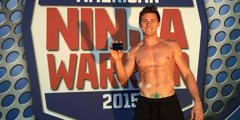 Insulin Pumps and Exercise: Q&A with American Ninja Warrior Finalist Kyle Cochran