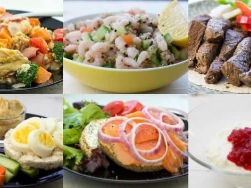 Strong with diabetes meal plan #2