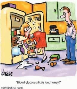 Treating low blood sugar