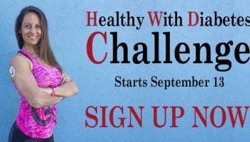 Healthy with diabetes challenge