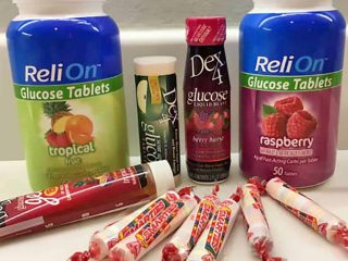 Collection of glucose products