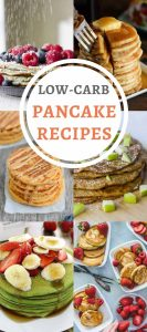"""Can people with diabetes eat pancakes? YES! Especially with these delicious low-carb, high-protein """"diabetic pancake"""" recipes #diabetesdiet #diabetesrecipe #lowcarbpancakes #highproteinpancakes #diabeticpancakes #diabeticdiet #diabeticfood #diabeticrecipe #diabeticfriendly #lowcarb #lowcarbdiet #lowcarbrecipes #healthyeating #healthyrecipes"""