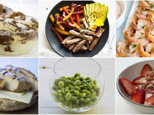 Healthy with diabetes meal plan 4