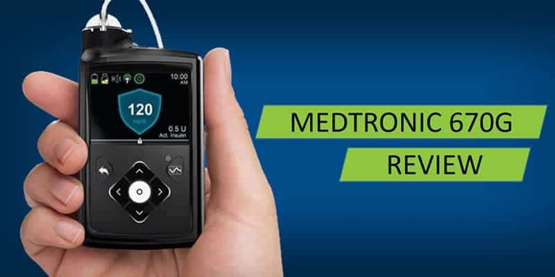 Detailed Review of the MiniMed 670G from Medtronic | Diabetes Strong