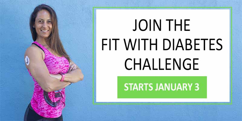 Fit With Diabetes Challenge - January 2018
