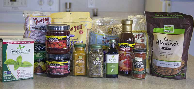Products from iHerb