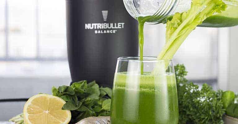 Nutribullet Balance: Automatic Carb & Calorie Counts for Your Smoothies