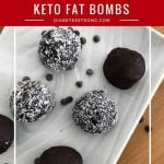 Chocolate Keto Fat Bombs