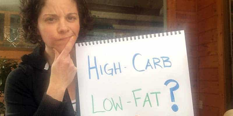 pancreatitis diet high carb low protein low fat