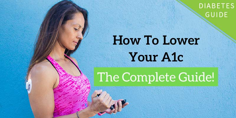 How to lower your A1c