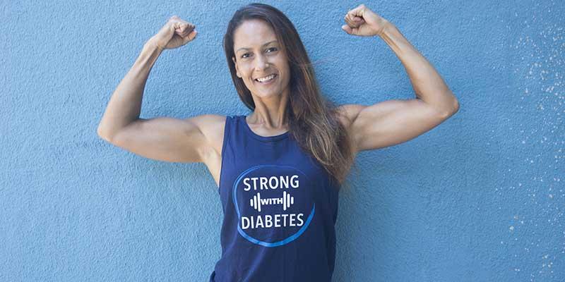 Flourishing with diabetes