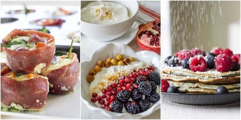 Low-carb breakfast ideas for diabetics