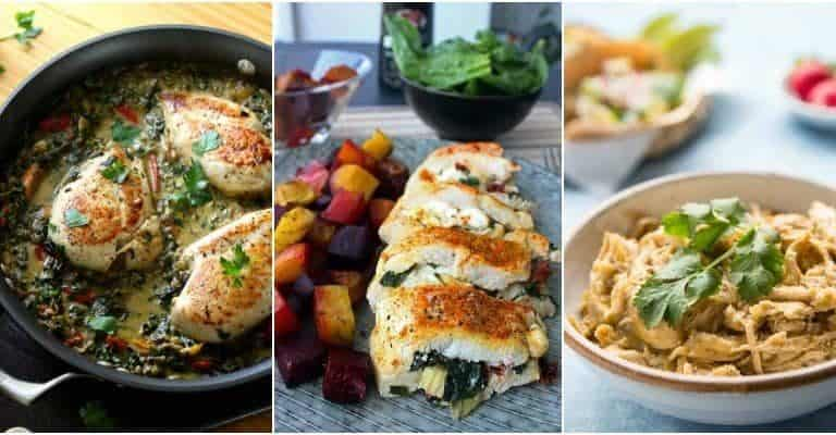 Diabetic chicken recipes