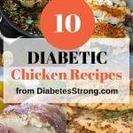 Diabetic chicken recipes